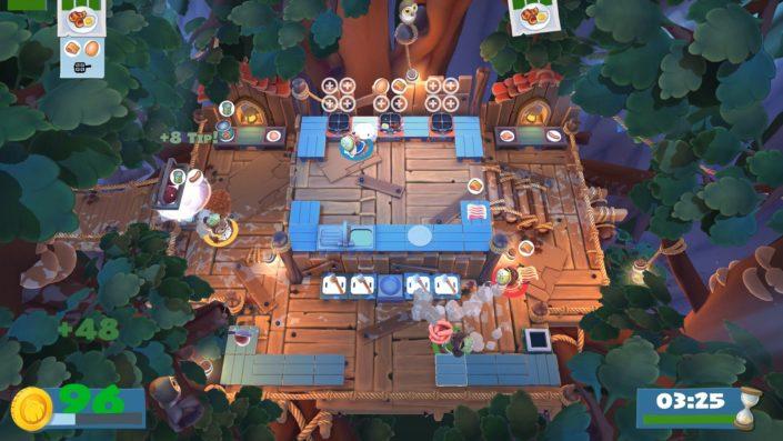 Overcooked 2: Campfire Cook Off-DLC und Season Pass erhältlich – Launch-Trailer
