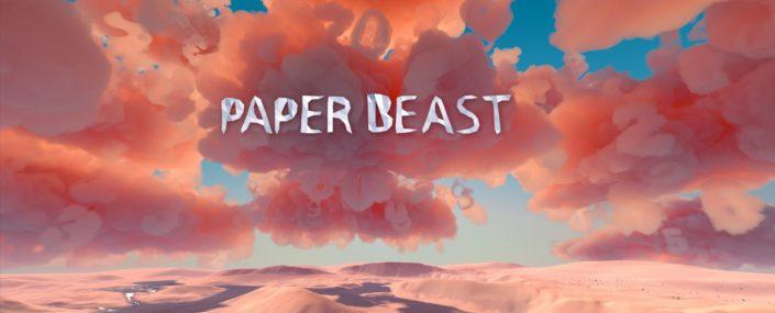 Paper Beast: Das VR-Abenteuer im neuen Sandbox-Trailer präsentiert