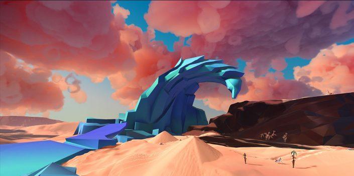 Paper Beast: PSVR-Adventure veröffentlicht – Spielszenen im Video und Launch-Trailer