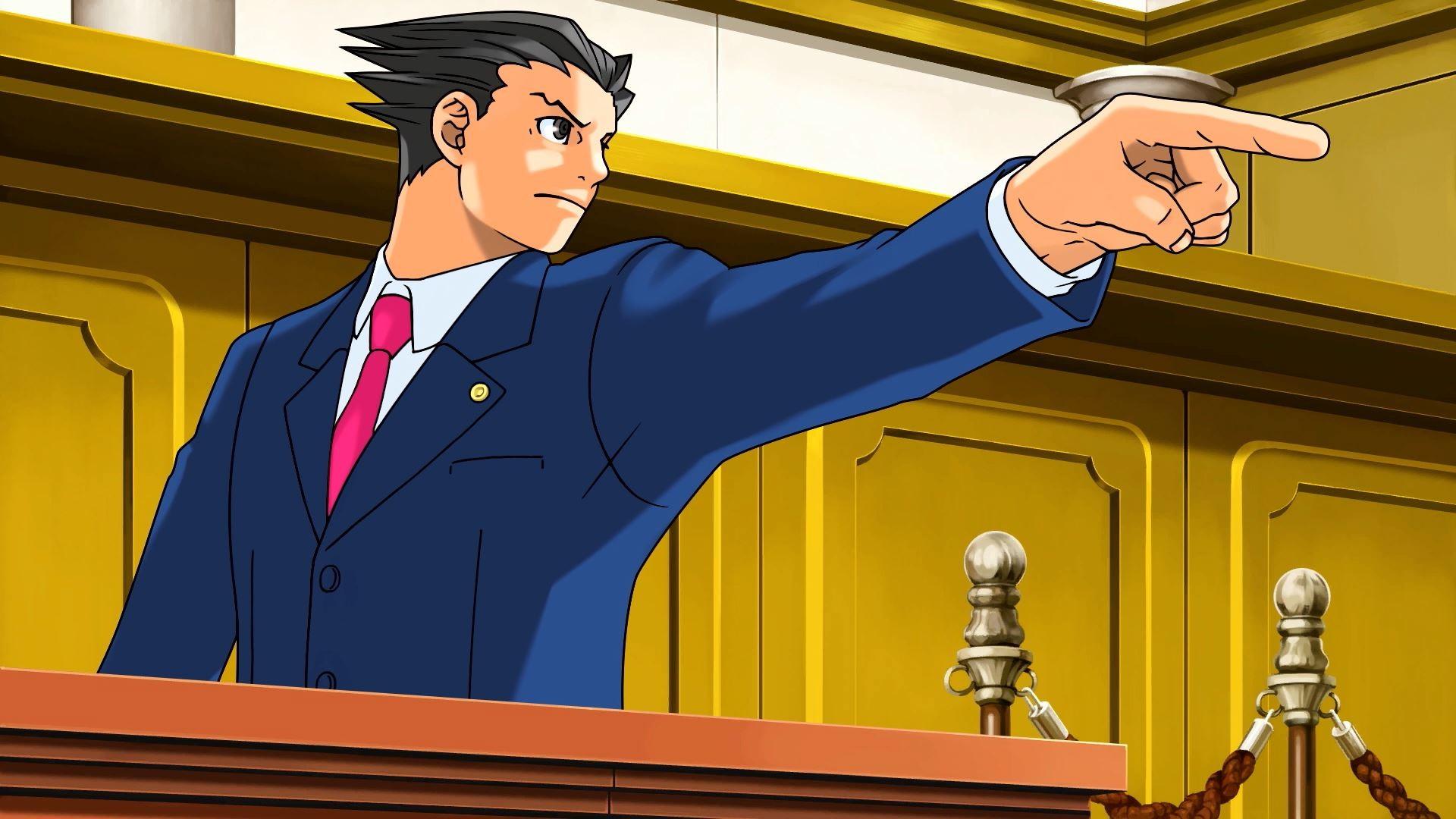 Phoenix Wright Ace Attorney Trilogy (2)
