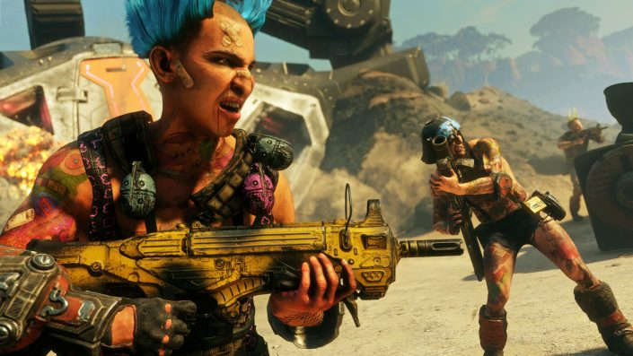 Rage 2 setzt sich in den UK-Charts vor Days Gone - play3.de