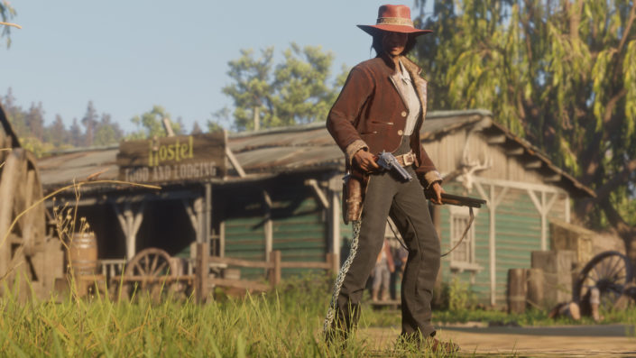 Red Dead Online: 25 Prozent Rabatt auf alle Waffen und mehr