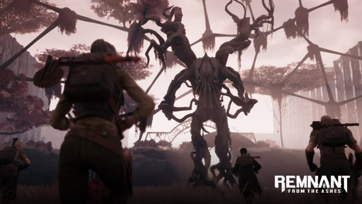 """Remnant From the Ashes: Finaler DLC """"Subject 2923"""" im Anflug – Trailer & Details"""