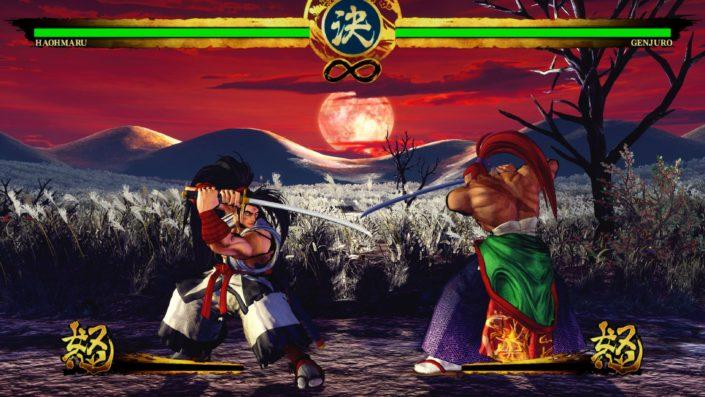 """Samurai Shodown: Earthquake, Hanzo und Galford mit seinem Schwert """"Justice Blade"""" in Videos vorgestellt"""