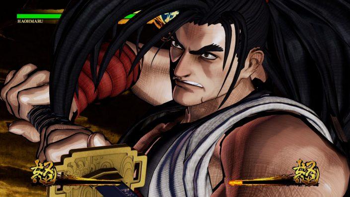 Samurai Shodown: Shiki und Ukyo Tachibana zeigen sich in Trailern