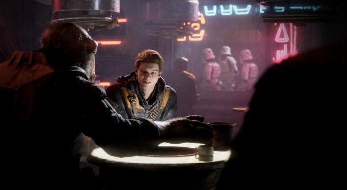 Star Wars Jedi Fallen Order: Cover-Artwork enthüllt und Präsentation auf der Microsoft-Pressekonferenz bestätigt