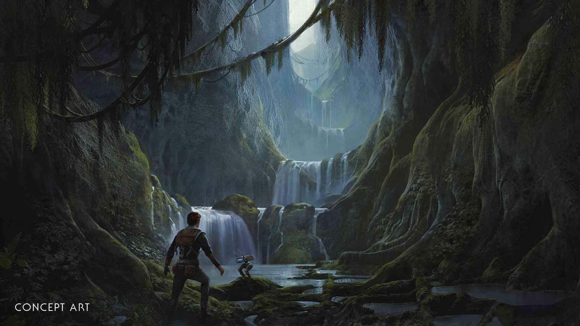 Star Wars Jedi Fallen Order – Bild 1