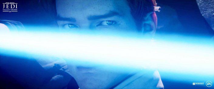 Star Wars Jedi Fallen Order: Lichtschwert anpassbar, kann aber keine Körperteile abtrennen
