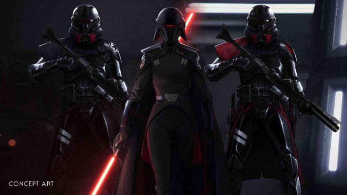 """Star Wars Jedi Fallen Order: Zugängliches Kampfsystem für """"ein wirklich breites Publikum"""", Details zu Charakteren"""