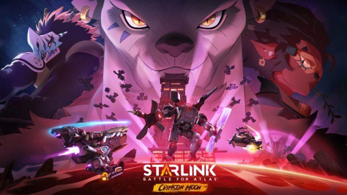 Starlink Battle for Atlas: Das Crimson Moon-Update bringt nächste Woche neue Inhalte