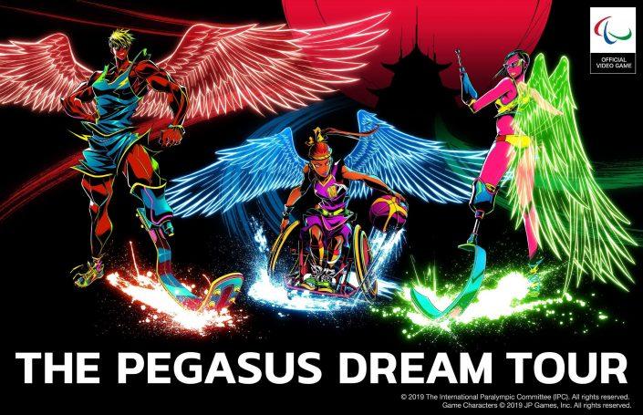 The Pegasus Dream Tour: Final Fantasy XV-Macher Hajime Tabata entwickelt Spiel zu den Paralympischen Spielen 2020