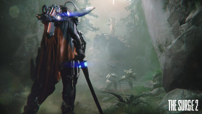 The Surge 2: Creative Director äußert sich zum Spielumfang