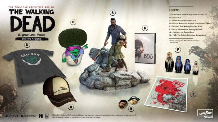The Walking Dead: The Telltale Definitive Series mit Termin angekündigt – Komplettpaket mit allen Staffeln und mehr