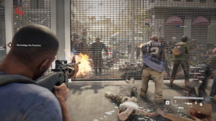 World War Z: GOTY Edition mit neuen Inhalten angekündigt – Neue Marseille-Umgebung im Video