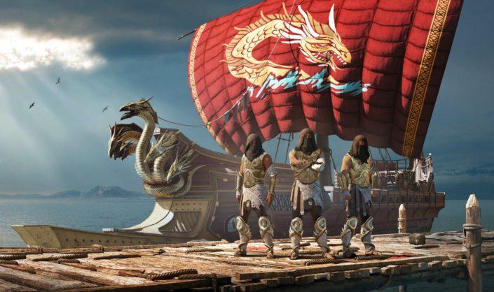 Assassin's Creed Odyssey: Download-Inhalte für Mai enthüllt