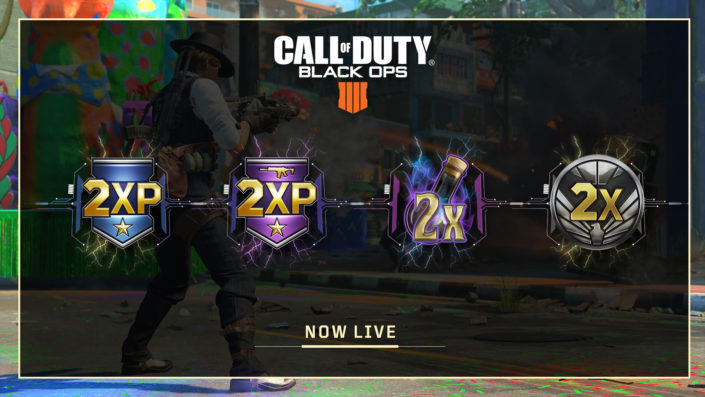Call of Duty Black Ops 4: Neues Update und Double-XP-Weekend live – Days of Summer-Event naht