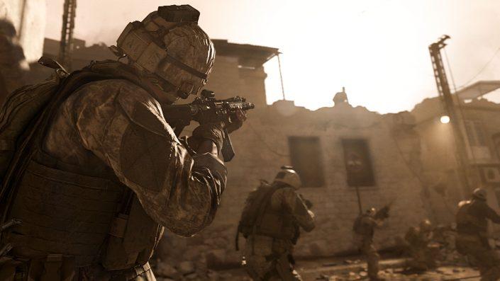 Call of Duty Modern Warfare: Befindet sich ein groß angelegter Battle-Royal-Modus an Bord?