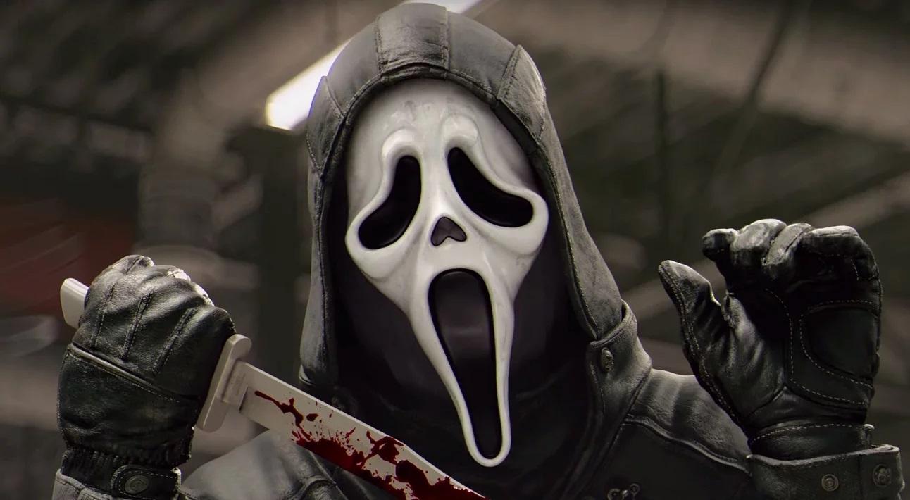 Dead by Daylight Scream Ghost Face