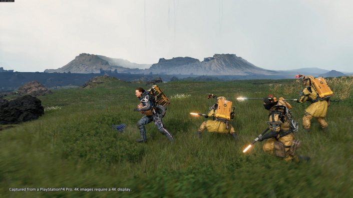 Death Stranding: Kojima gibt Hinweis zur Größe der Spielwelt