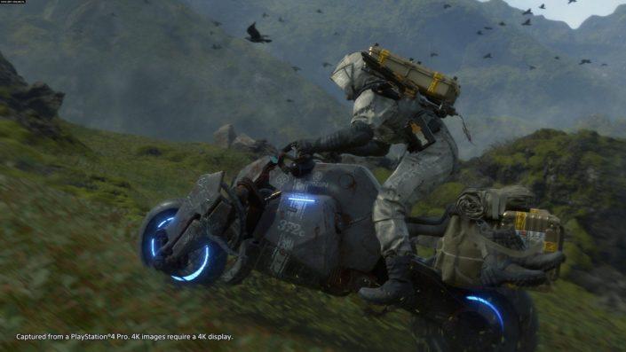 Days Gone: Finaler Patch 1.6 bringt von Death Stranding inspirierte Motorrad-Teile ins Spiel