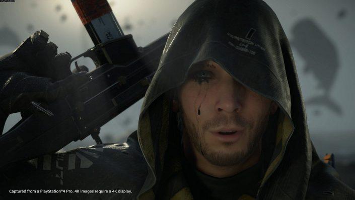 Death Stranding: Offline spielen ist laut Kojima wirklich nicht zu empfehlen
