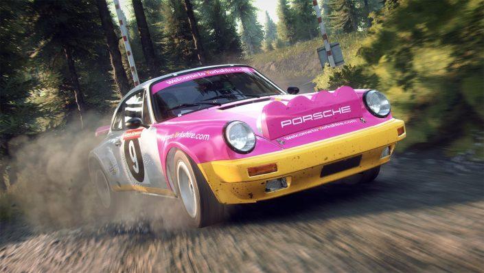 DiRT Rally 2.0: Keine VR-Unterstützung auf der PlayStation 4 geplant