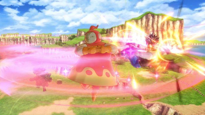 Dragon Ball Xenoverse 2: Ribrianne als neuer DLC-Charakter bestätigt, erste Screenshots
