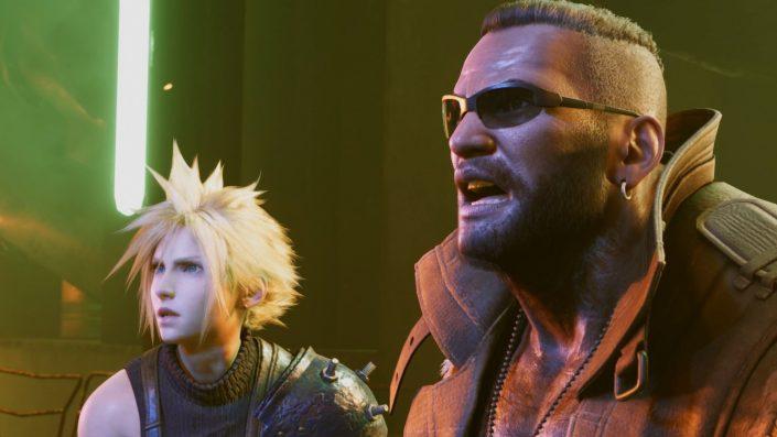 Final Fantasy VII Remake: Weitere Neuigkeiten im Laufe des Monats erwartet