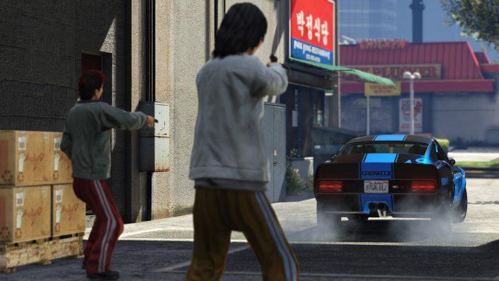 GTA Online: Stuntrennen, doppelte Gehälter und mehr verfügbar