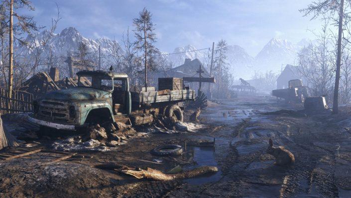 Metro: Neues Spiel bei 4A Games in Entwicklung, bestätigt THQ Nordic