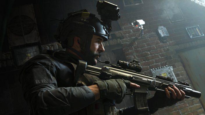 Call of Duty Modern Warfare: Umfang der Kampage orientiert sich an den Vorgängern