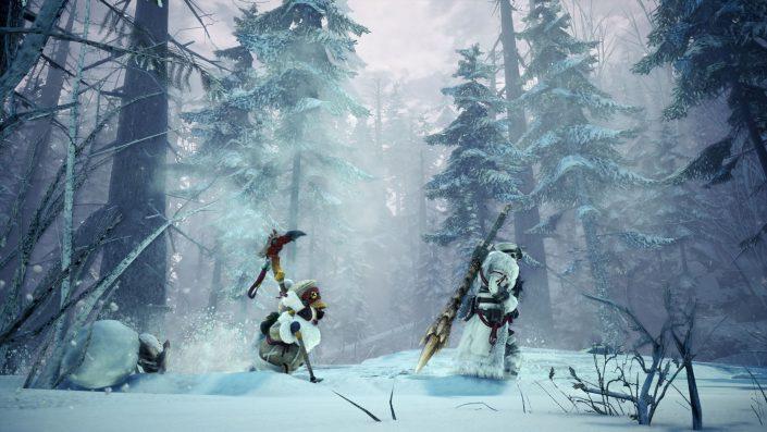 Monster Hunter World Iceborne: Die Work-Life-Balance der Entwickler ist Capcom sehr wichtig