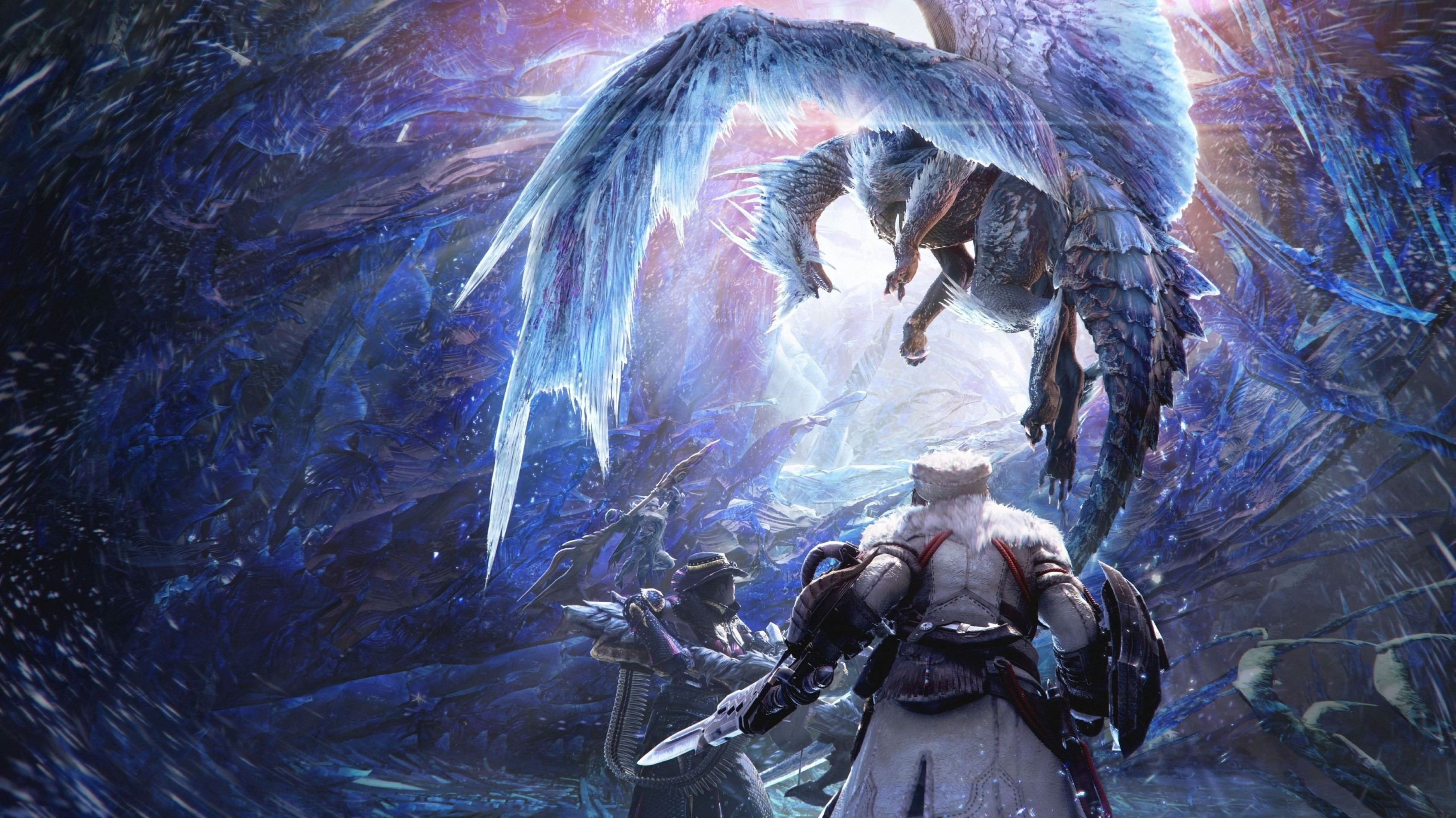 Monster Hunter World Iceborne Iceborne_Package_Keyart
