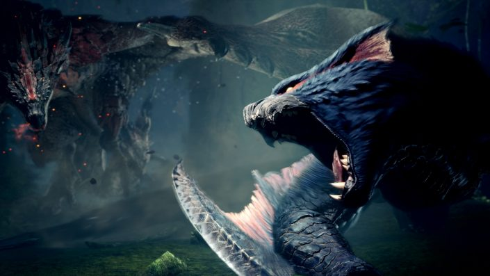 Monster Hunter World – Iceborne: Rajang, Nargacuga, Zinogre und Brachydios in Videos und 16 Minuten Gameplay