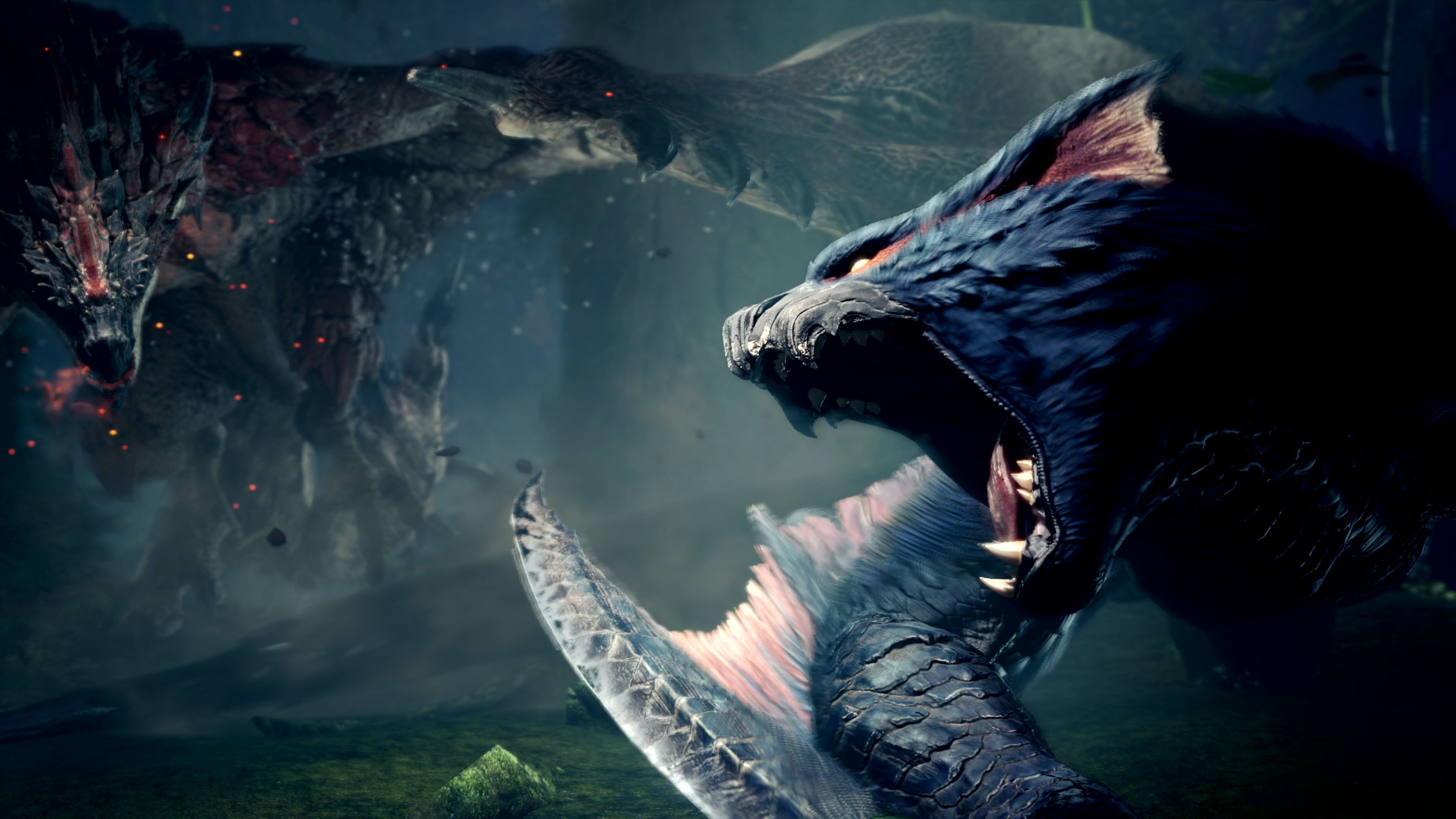 Monster Hunter World Iceborne Nargacuga3