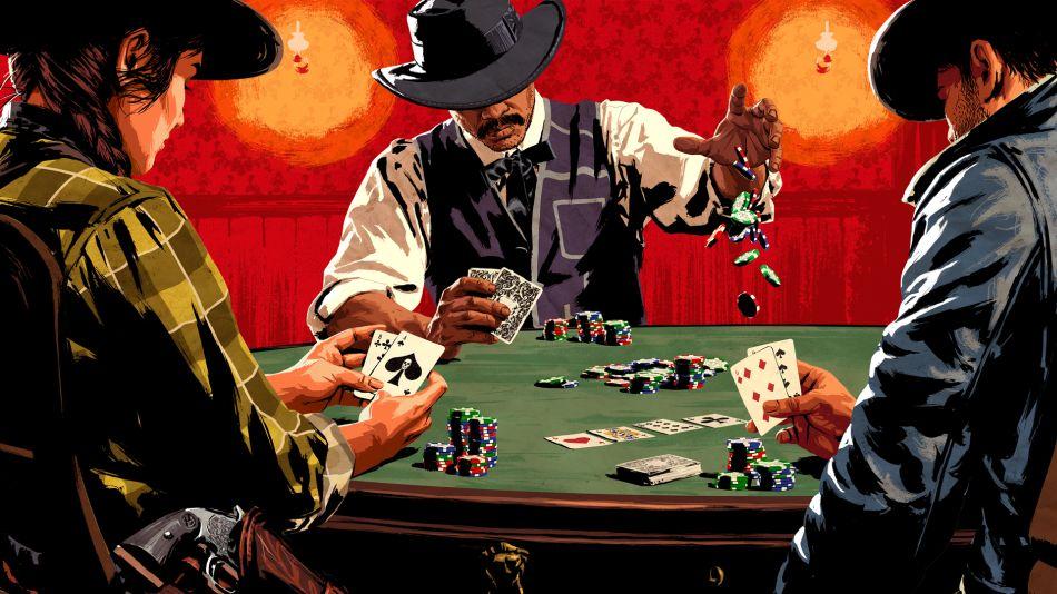 Red Dead Online Poker
