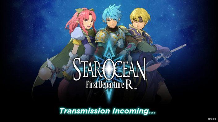 Star Ocean First Departure R: PSP-Remake wird für die PlayStation 4 neu aufgelegt