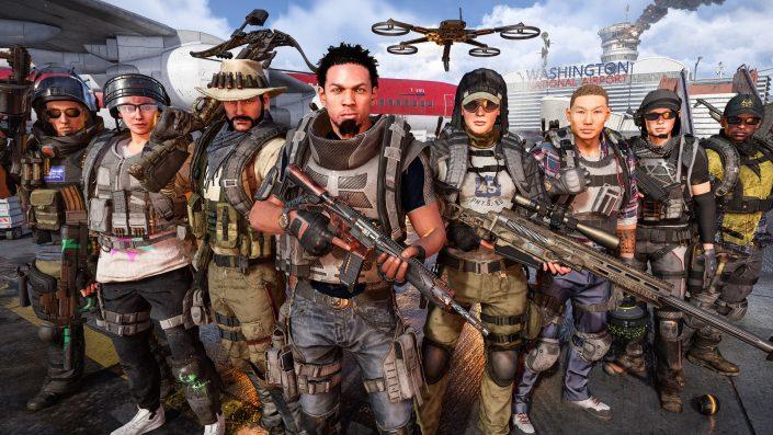The Division 2: Raid ohne Matchmaking – Ubisoft möchte in Kürze die Details erklären