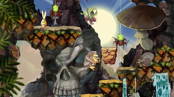 Toki: PS4-Version mit Speedrun-Modus, Jukebox und weiteren Features bestätigt