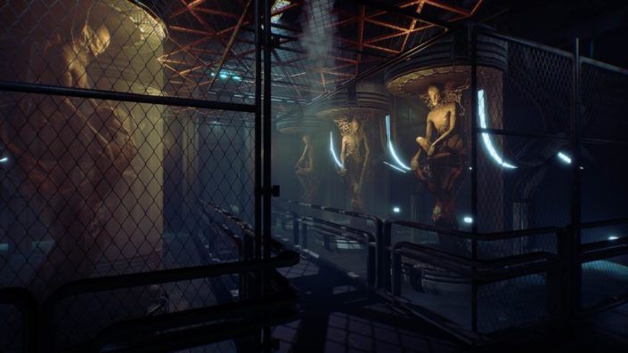 Transient: Cyberpunk-Thriller erscheint 2021 für PS4 und Xbox One – neuer Trailer