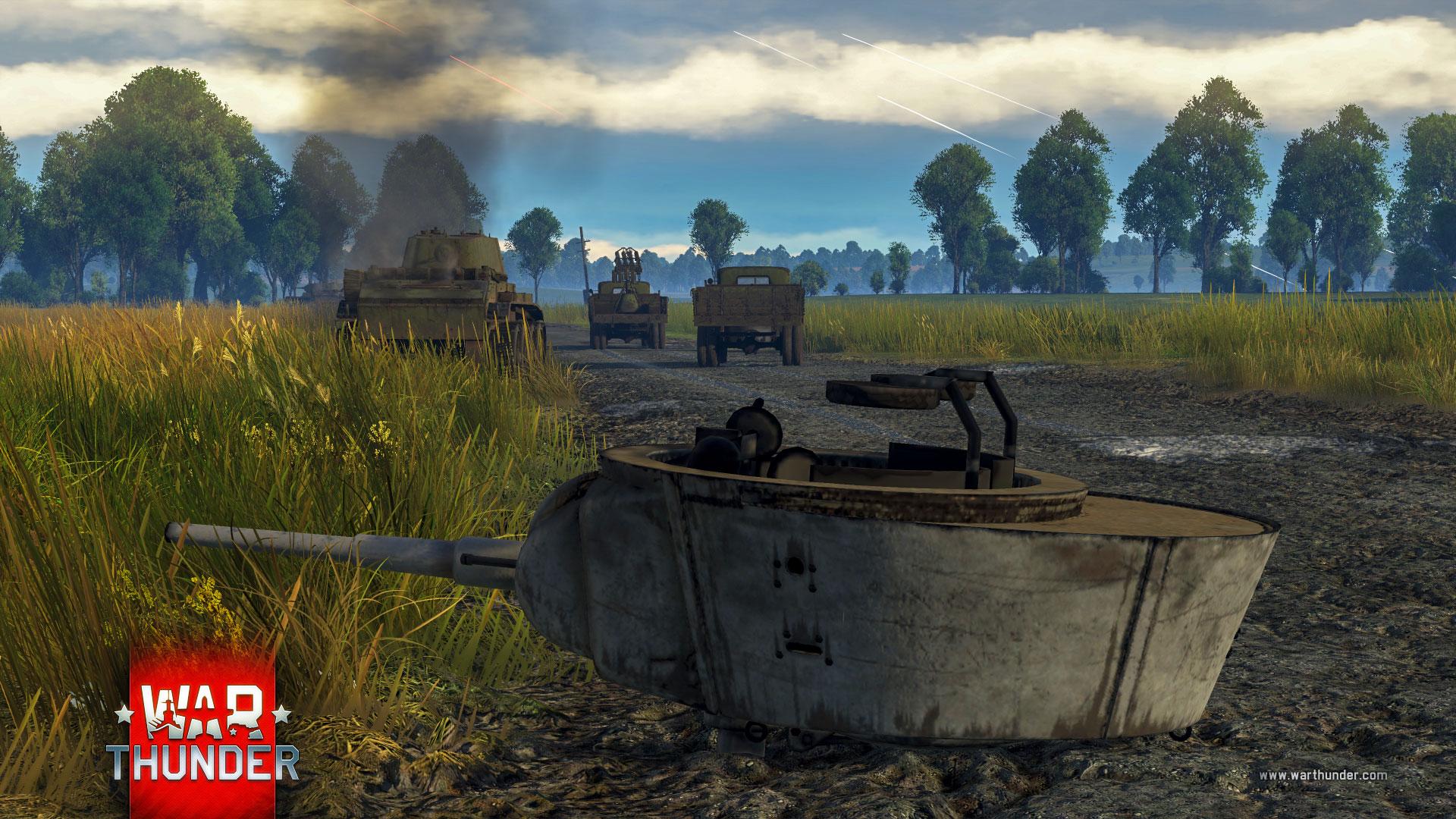 War Thunder Weltkriegsmodus (1)