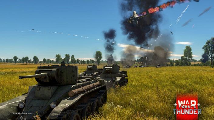 War Thunder: World War-Modus angekündigt und im Trailer vorgestellt