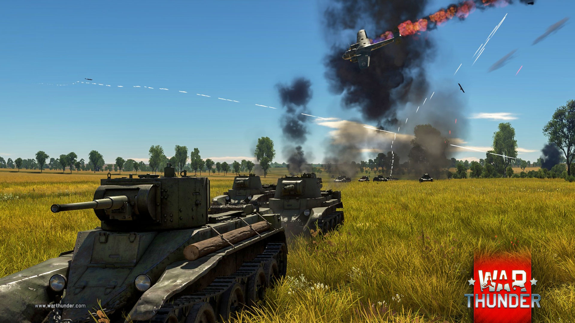 War Thunder Weltkriegsmodus (3)