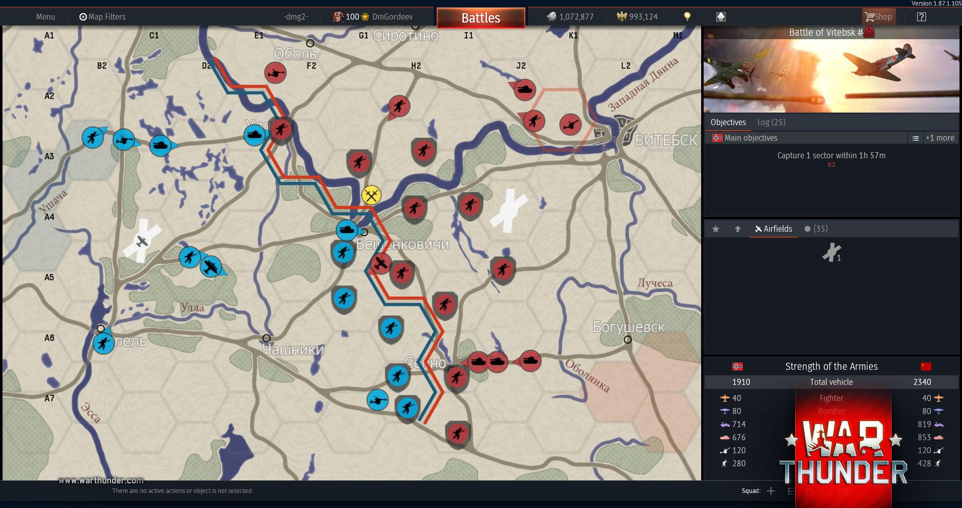 War Thunder Weltkriegsmodus (4)