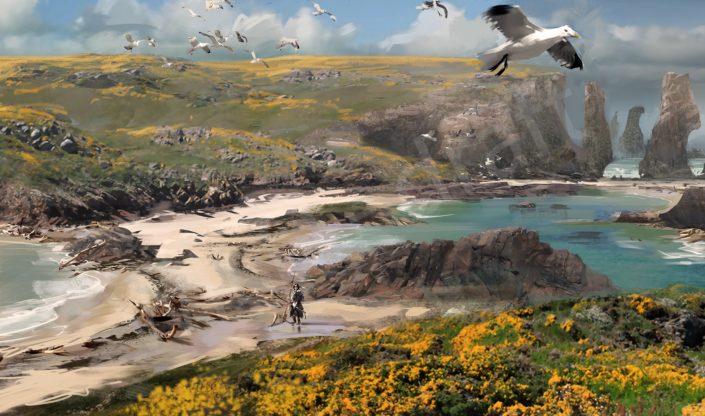 WiLD: Lebenszeichen vom lange erwarteten PS4-Projekt von Michel Ancel