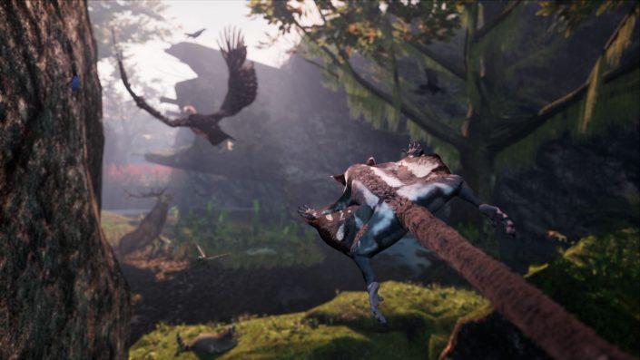 AWAY The Survival Series: Ein frisches Gameplay-Video zum tierischen Abenteuer
