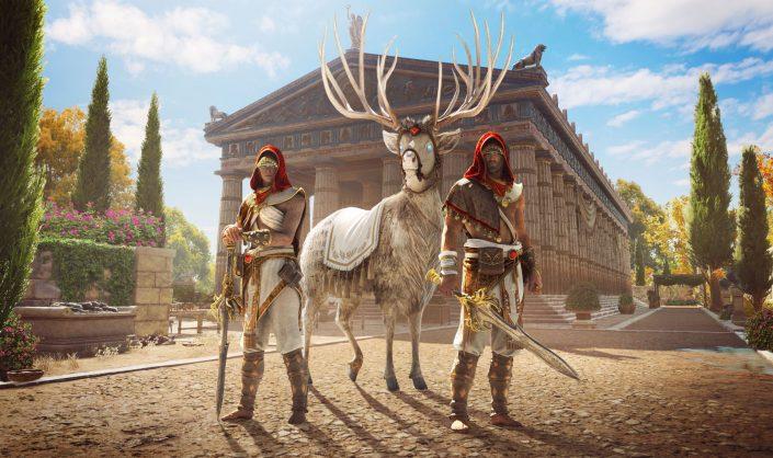 Assassin's Creed Odyssey: Ubisoft enthüllt Details zum Juni-Update