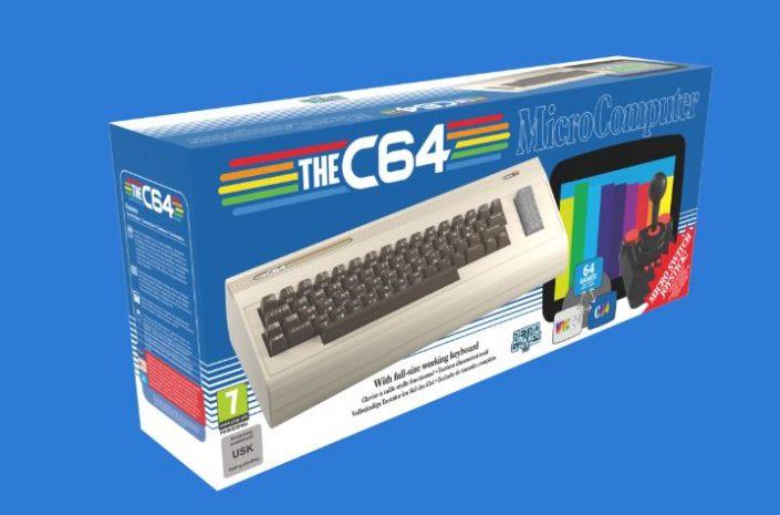 TheC64 Fullsize: Ankündigung verrät Termin, Preis und weitere Details zum Retro-Heimcomputer