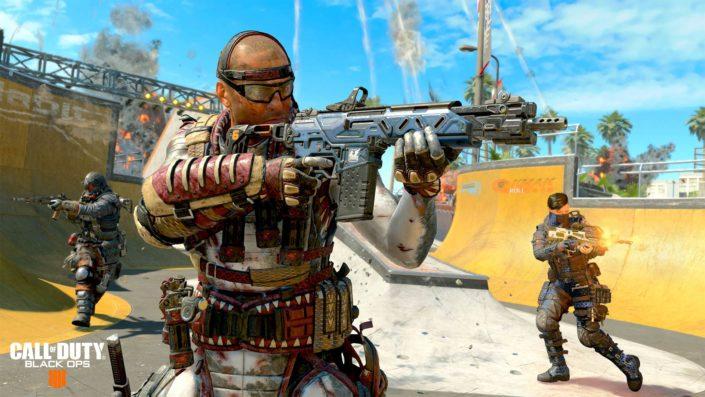 Walmart: US-Handelskette verbannt Werbung für gewalthaltige Spiele
