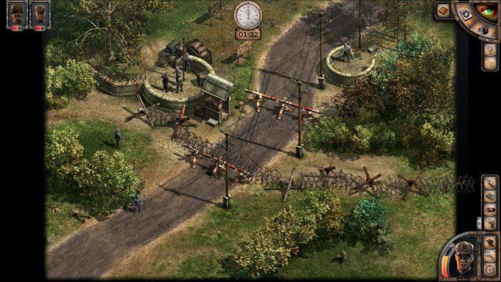 Commandos 2 HD/Praetorians HD: Die Echtzeit-Taktik-Klassiker kommen in verbesserten Versionen zurück